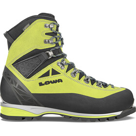 Lowa Alpine Expert GTX Stivali Da Trekking Uomo, lime/black